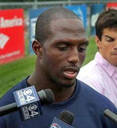 Devin McCourty said the Aaron Hernandez situation would become a distraction only if the Patriots let it.
